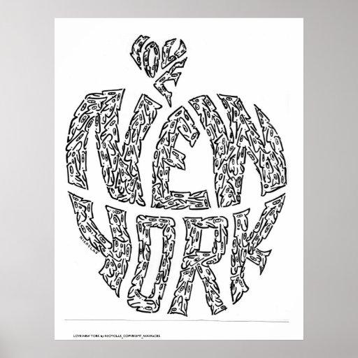 LOVE NEW YORK by NICHOLAS_COPYRIGHT_MIN...