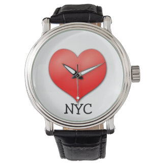 Love New York City (NYC) Watch