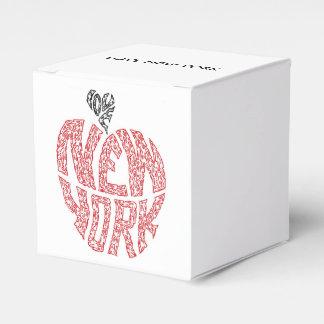 LOVE NEW YORK - THE BIG APPLE FAVOUR BOX