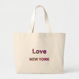 LOVE NewYork NEW York Canvas Bags