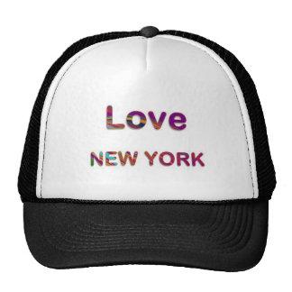 LOVE NewYork NEW York Mesh Hat