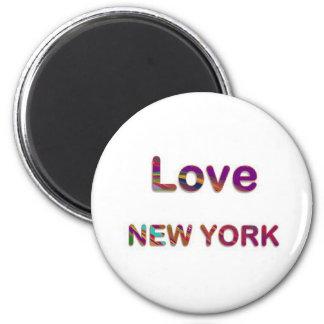 LOVE NewYork NEW York Fridge Magnets