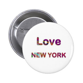 LOVE NewYork NEW York Pin