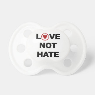 LOVE NOT HATE DUMMY