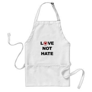 LOVE NOT HATE STANDARD APRON