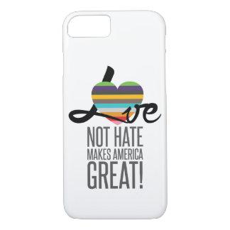 Love Not Hate (SWM) iPhone & Samsung Case