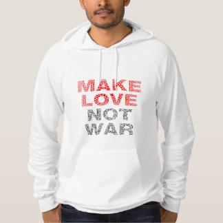 Love not War Hoodie