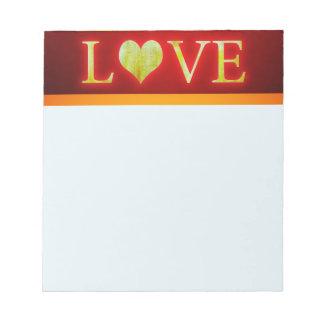 Love Notepad