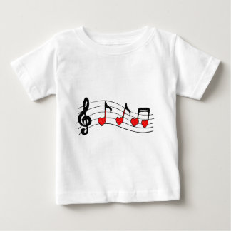 Love notes baby T-Shirt