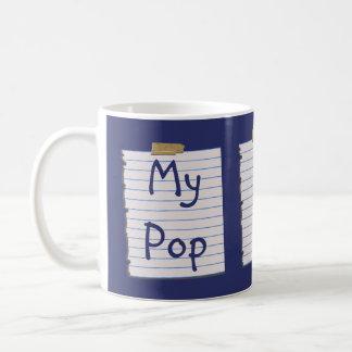 Love Notes For Pop Coffee Mug