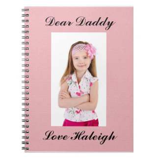 Love Notes to Daddy, Mother, Grandparents ... Notebooks