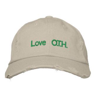 Love O.T.H. Embroidered Baseball Cap