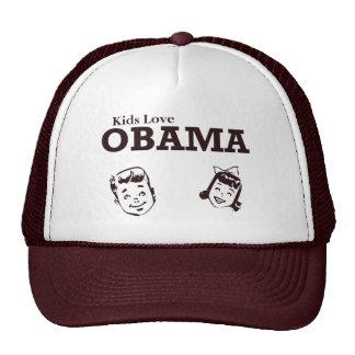 Love Obama Cap