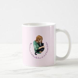 """Love of a Cat"" Mug"