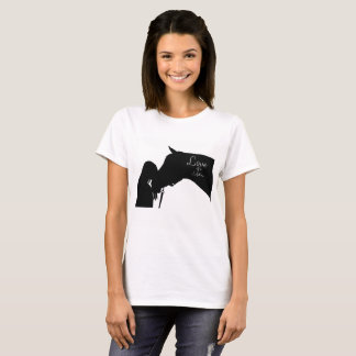 Love of a Lifetime Equestrian Horse shirt