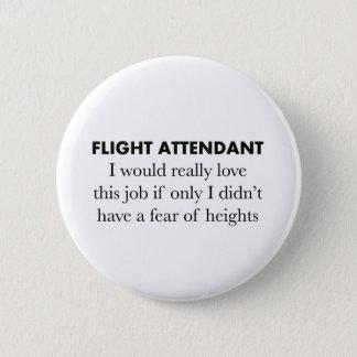 Love of Job 6 Cm Round Badge
