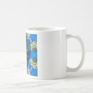 Love of money oragami coffee mug