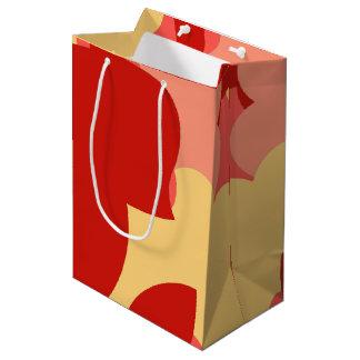 Love of music medium gift bag