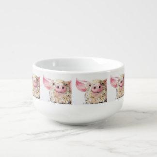 Love of Pigs Soup Mug