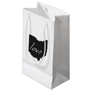 Love Ohio Small Gift Bag