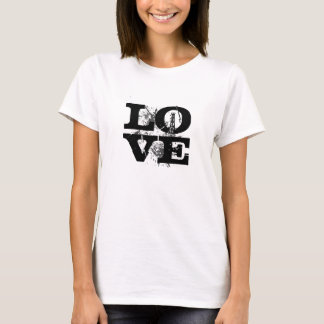 LOVE Oilfield (black lettering) T-Shirt