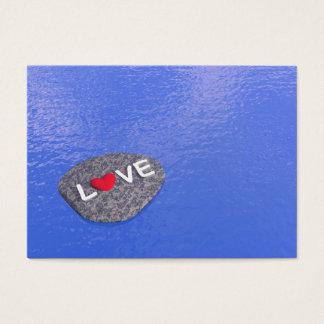 Love on stone - 3D render