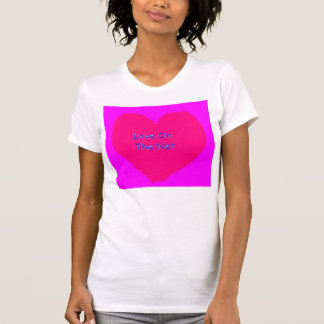Love On the Net Tshirts