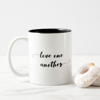 'Love One Another' Mug