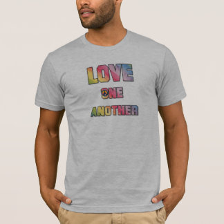 Love One Another Peace T-Shirt