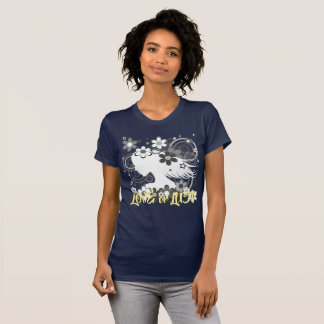 Love or Lust Abstract T-Shirt