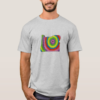 Love Oregon - any color T-Shirt