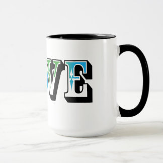 LOVE OUR WORLD - WE ONLY HAVE ONE EARTH mug