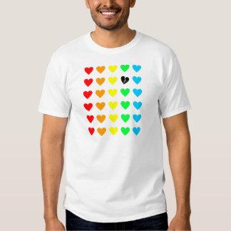 love outcast tshirt