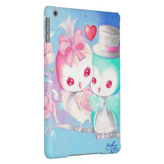 Love Owls iPad Air Cover