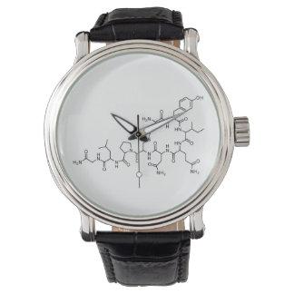 love oxytocin chemical formula chemistry element s watch