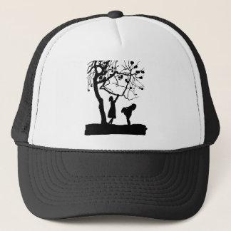 Love pair trucker hat