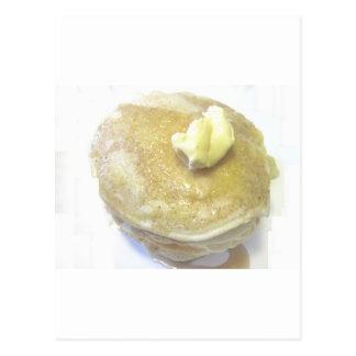 Love Pancakes Postcard