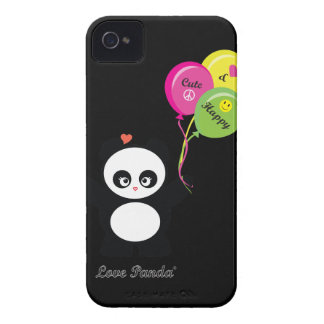 Love Panda® BlackBerry Bold Case-Mate Barely There iPhone 4 Cases