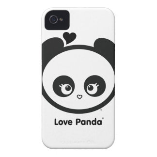 Love Panda® BlackBerry Bold Case-Mate Barely There iPhone 4 Covers