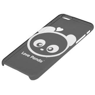 Love Panda® Clear iPhone 6 Plus Case