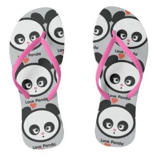 Love Panda® Flips flops Thongs