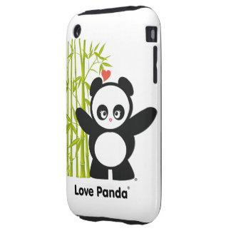 Love Panda® iPhone 3G/3GS Case-Mate Tough™ iPhone 3 Tough Cases