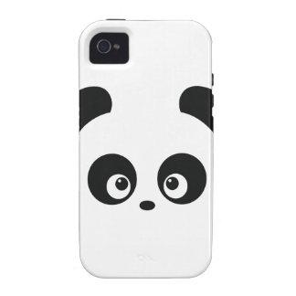 Love Panda® iPhone 4 Case-Mate Tough iPhone 4/4S Case