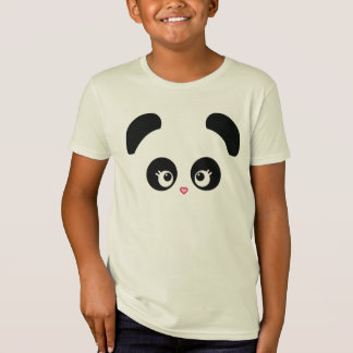 Love Panda® Kids Organic Apparel T-Shirt