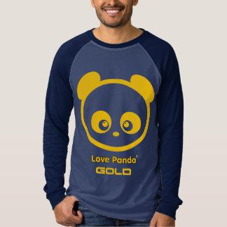 Love Panda® Men's Raglan Apparel T-Shirt