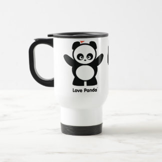 Love Panda® Travel Mug