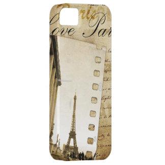 Love Paris iPhone Case iPhone 5 Cases