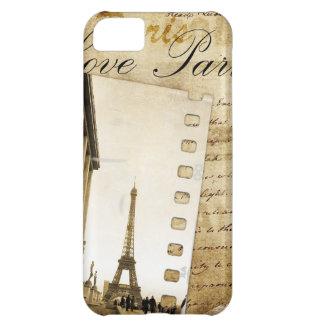 Love Paris iPhone Case iPhone 5C Case