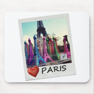 Love Paris Mouse Pad