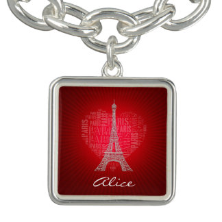 Love Paris | Red Vintage Charm